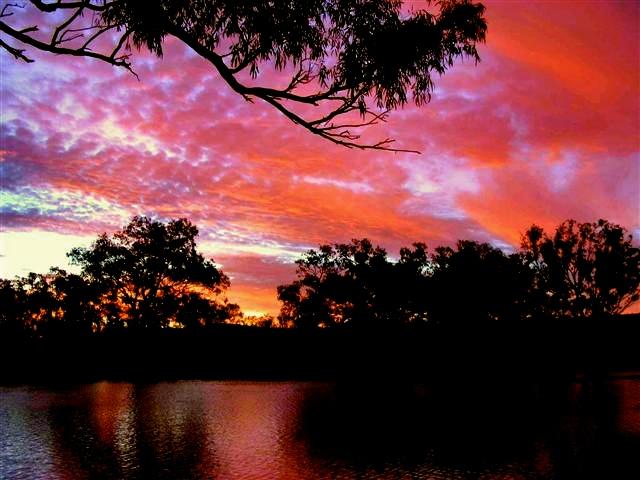 Cullyamurra Sunset